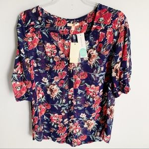Stitch Fix Skies Are Blue Mayven Floral Top